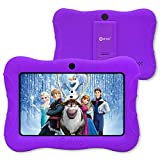 Contixo V9-3-32 7 Inch Kids Tablet, 2GB RAM 32 GB ROM, Android 10 Tablet, Educational Tablets for Kids, Parental Control Pre Installed Learning Game Apps WiFi Bluetooth Tablets for Kids, Purple