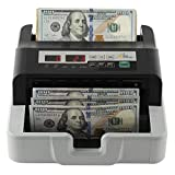 Royal Sovereign Back-Load High Speed Bill Counter W/Counterfeit Detection (RBC-100)
